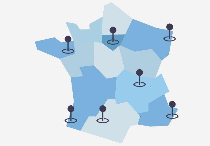 contact des conseillers Calvin-Thomas en France